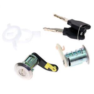 RENAULT CLIO II MEGANE SCNIC MASTER MK2 CAMPUS GRANDE DOOR LOCKS LOCK SET LH RH