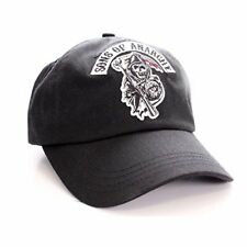 """Casquette officielle brodee """"sons of Anarchy"""""""