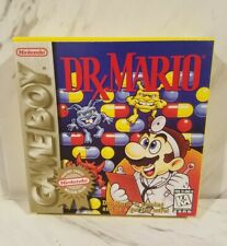 Gameboy Dr. Mario Box Only