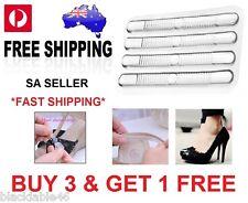 4pcs Soft Silicone High Heel Shoes Strip Pad Protector SA SELLER FAST SHIPPING