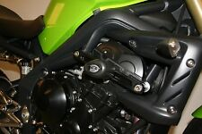 R&G crash protector - Aero Style for Triumph street triple 675 (2010) CP0217BL