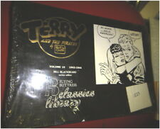 TERRY AND THE PIRATES  Vol 10   1943-1944    - unopened # 1223 of 1300