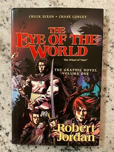 The Eye Of The World HARDCOVER Graphic Novel Comic Book Vol 1 Wheel Of Time J593