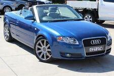Petrol Audi Convertible Passenger Vehicles