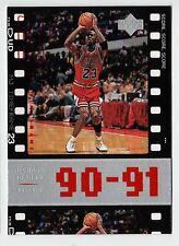 Michael Jordan 1998 Upper Deck Timeframe23 SCORE SCORE SCORE Basketball card
