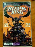 DARK NIGHTS DEATH METAL ROBIN KING 1 2020 Rossmo Main Cvr A 1st Print NM