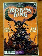 Dark Nights Death Metal Robin King 1 2020 Rossmo Main Cvr A 1st Print Nm