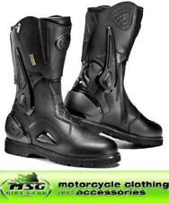 Stivali neri marca Sidi per motociclista Numero 41