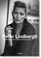 Peter Lindbergh : A Different Vision on Fashion Photography, Hardcover by Lin...