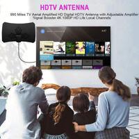 1577.2km Alcance HDTV Antena 4K HD Interior de TV Digital Señal Amplificador