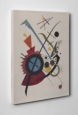 "Wassily Kandinsky ""Violet"" Box Canvas Print Wall Art A1 20"" X 30"" inches"