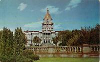 Postcard Colorado State Capitol Building, Denver, CO