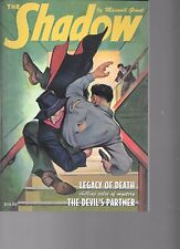 "Shadow #113 ""Legacy of Death"" & ""The Devil's Partner"" Maxwell Grant PB 2016"