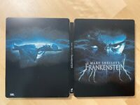 Mary Shelley's Frankenstein Blu Ray Steelbook ONLY *NO DISC*