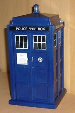 11th DOCTOR WHO Matt Smith FLIGHT CONTROL TARDIS TOY Sounds & Light working