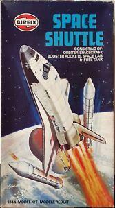 Airfix Space Shuttle Model Kit 1/144 1978