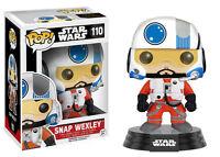 "STAR WARS THE FORCE AWAKENS SNAP WEXLEY 3.75"" VINYL FIGURE POP FUNKO"