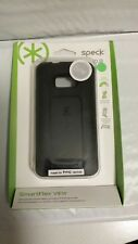 New Speck Products SPK-A1977 SmartFlex View Case for HTC One M7 Smartphone Black