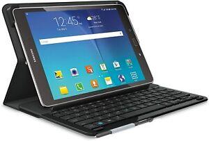 Logitech Type-S Bluetooth Keyboard Case for Samsung Galaxy Tab E 9.6 Inch