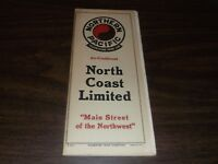 JUNE 1943 NP NORTHERN PACIFIC RAILROAD SYSTEM PUBLIC TIMETABLE SCARCE WWII
