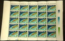 Romania 1991 SG#5224 Europa, Europa In Space MNH MNH Sheet Cat £125 #V6200