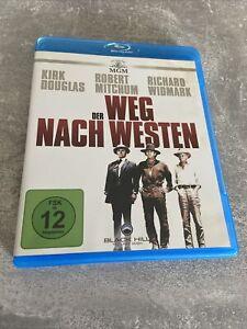 Der Weg nach Westen - Kirk Douglas & Robert Mitchum Bluray MGM