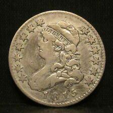 1815 Capped Bust Quarter VF