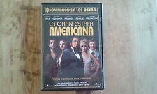 Como nuevo DVD pel. LA GRAN ESTAFA AMERICANA  - Item For Collectors