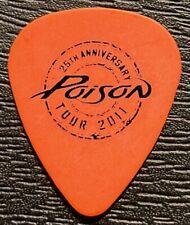POISON #4 TOUR GUITAR PICK