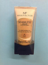 Max Factor Seamless Makeup No Visible Foundation Line BRONZE #04 NEW.