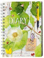 Daphne's Diary - Taschenkalender 2021 Mit Kalendarium, Platz für Notizen, Einkau