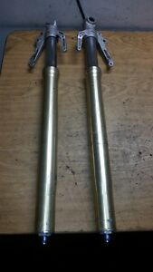 Used Factory OEM Front Forks Tubes | 98-99 Yamaha YZF-R1