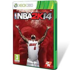 Pal version Microsoft Xbox 360 NBA 2K14