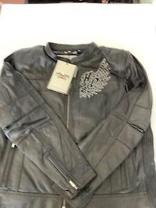 Harley Davidson Womens leather jacket Affinity 98029 1W