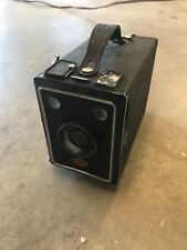 Vintage Agfa Special Box Camera German With Camera Bag