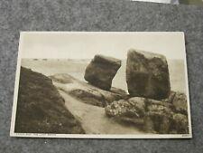 Cornwall postcard - The Last Rocks Lands End