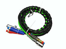 15 Ft. 3-in-1 Wrap Set, Abs Electrical & Rubber Air Hose Assemblies, Semi Truck