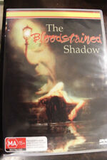 THE BLOODSTAINED SHADOW DVD RARE DELETED ITALIAN GIALLO HORROR LINO CAPOLICCHIO
