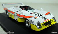 Ixo 1/43 Scale - LMC063 Mirage GR8 #10 2nd Le Mans 1976 diecast model car