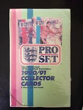 Official Football English Premier League 1990s Collectible Cards NEW 48 Pks