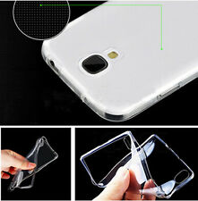 New Hot 0.3mm Ultra Thin Clear Transparent Soft TPU Case for Samsung Galaxy S4