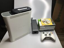 New listing xbox 360 bundle 1 Controller, 8 Games