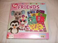 New Beanie Boo's TY Friends Game-Tactic 2015