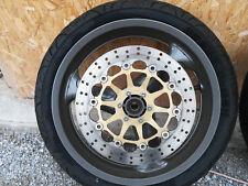 Moto Guzzi Breva 750 i.E. LL Bj.2003 - Vorderrad Felge vorne Reifen bremsscheibe