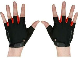 Boardman Men's Cycle Mitts - Black and Red - Size XL