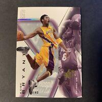 2001-02 Upper Deck SPX #38 Kobe Bryant (J1).