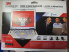 NEW 3M PF14.1W WIDESCREEN NOTEBOOK / LCD Privacy Monitor Filter FREE SHIPPING