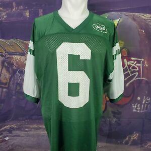 Ray Lucas NFL New York Jets Vintage Starter Jersey (Size Large)