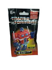 HASBRO PREXIO TRANSFORMERS G1 OPTIMUS PRIME AUTOBOT COMMANDER MINI FIGURE NEW