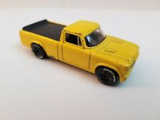 2010 Hot Wheels '63 STUDEBAKER CHAMP Yellow Variant (Loose)